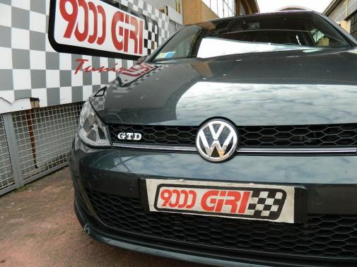 Golf VII by 9000 Giri