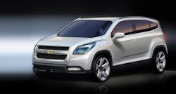 Chevrolet Orlando Show Car