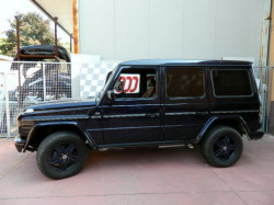 Mercedes G by 9000 Giri