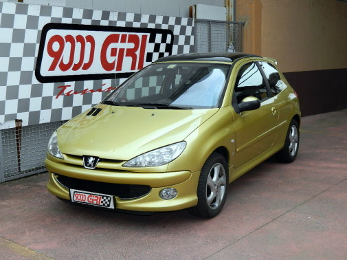 Peugeot 206 by 9000 giri