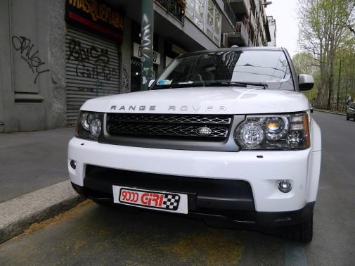 Range Rover Sport by 9000 Giri
