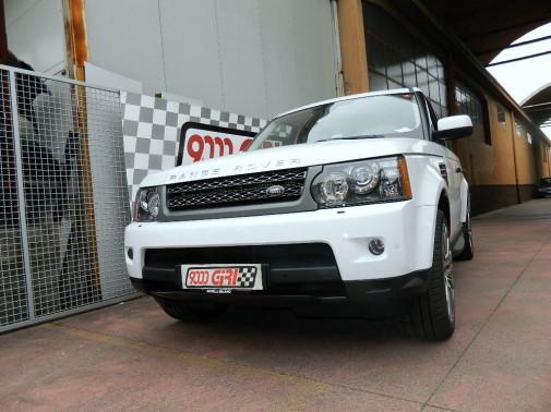Range Rover Sport powered by 9000 Giri
