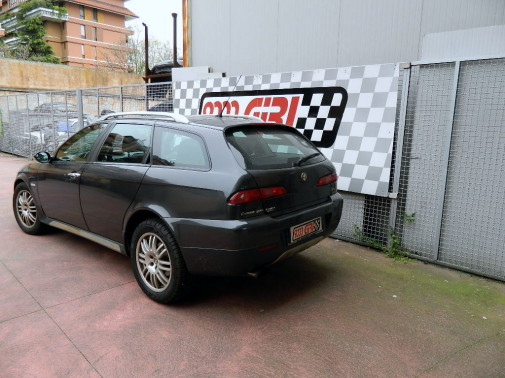 Alfa 156 Q4 powered by 9000 Giri
