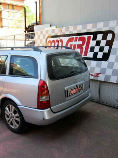 Opel Astra by 9000 Giri