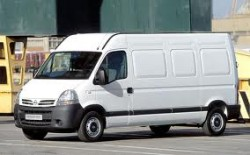 nissan interstar by 9000 Giri