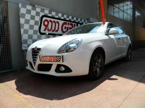 Giulietta powered by 9000 Giri