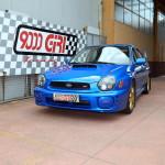 "Subaru Impreza Wrx Sti ""Presa diretta"""