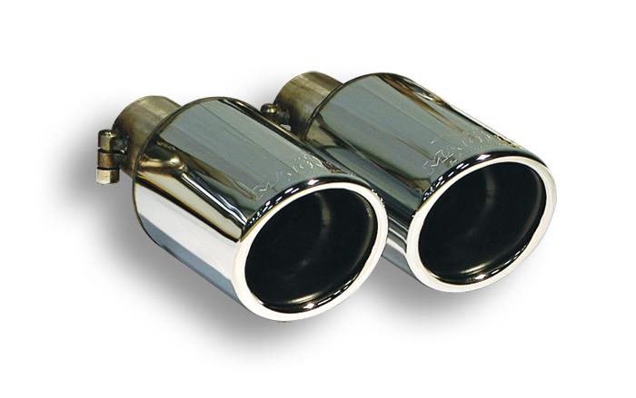 Archivio Usato 187 Porsche Boxter 2 5 Serie 986 Terminale Di Scarico Supersprint Omologato