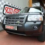 "Land Rover Freelander ""Safety place"""