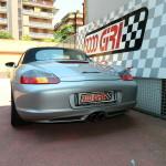 Porsche Boxter 2.5 (serie 986): terminale di scarico Supersprint omologato