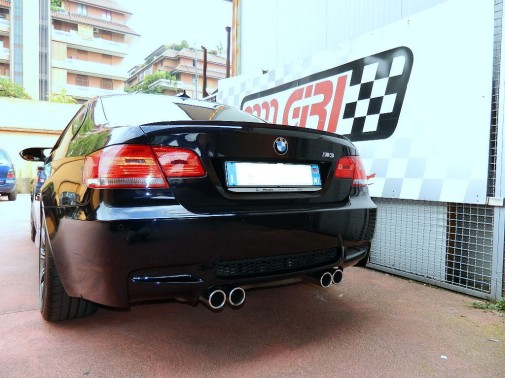 Bmw M3 4.0 V8 powered by 9000 Giri