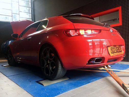 Alfa Brera 1.750 tb powered by 9000 Giri