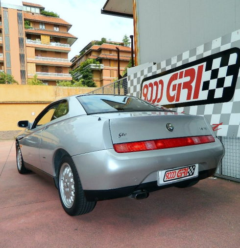 Alfa gtv tb V6 powered by 9000 Giri