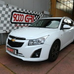 "Chevrolet Cruze 1.4 turbo ""Good practice"""