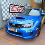 "Elaborazione Subaru Impreza Sti Wrx ""Big One"""
