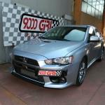 """Mitsubishi Lancer Evo X """"Striscia la Notizia"""""""