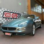 """Maserati Spyder Cambiocorsa """"Memento audere semper"""""""