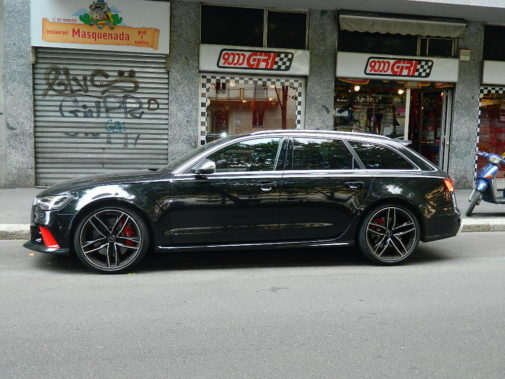 Audi Rs6 V8 Tfsi powered by 9000 Giri