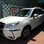 "Subaru Forrester 2.0 Xt ""Tin can"""