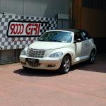 "Chrysler Pt Cruiser 2.4 T convertible ""La seadas"""