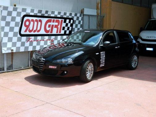 Alfa 147 1.6 powered by 9000 Giri