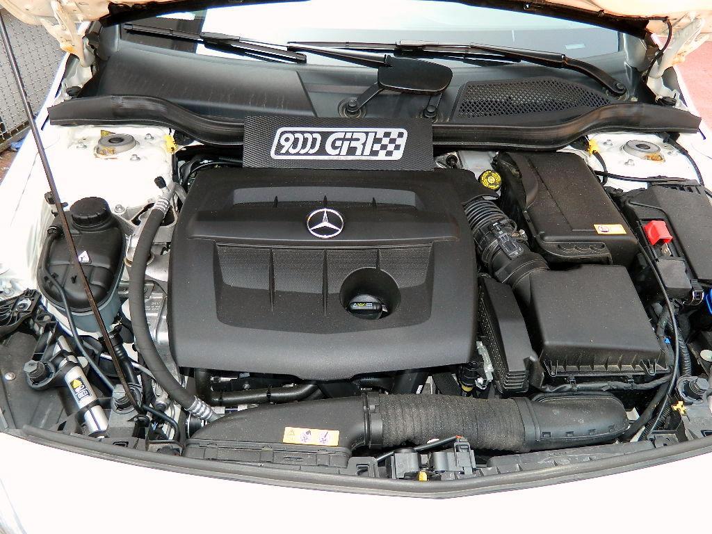 motore mercedes classe a 180