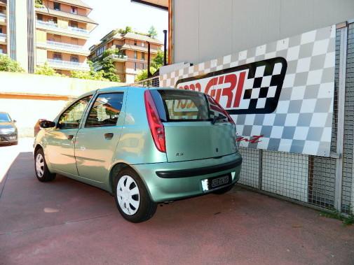 Fiat Punto powered by 9000 Giri