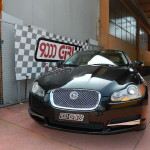 "Jaguar XF 2.0 Turbo ""Moonshine"""
