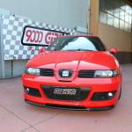 "Seat Leon 1.8 turbo ""Profondo rosso"""