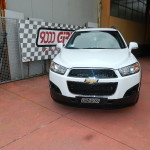 "Chevrolet Captiva 2.2 tdi ""Via Bagutta"""