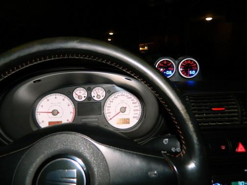 strumenti aggiuntivi Seat Leon