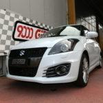 """Elaborazione Suzuki Swift 1.6 Sport """"Cortina d'Ampezzo"""""""
