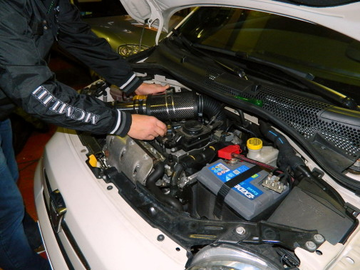 Kit aspirazione Dia Bmc Fiat 500 Abarth