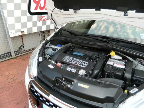 rimappatura centralina elettronica Peugeot 208 Gti m.y. 2015