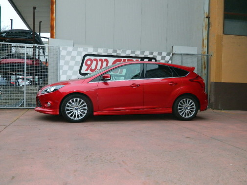 minigonne laterali Ford Focus