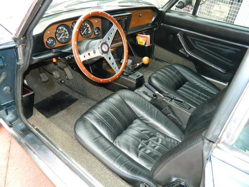 car detailing Fiat 124 Spyder America by 9000 Giri