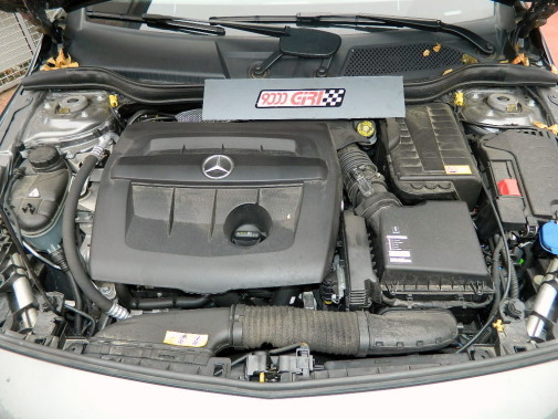 modifiche motore Mercedes classe A