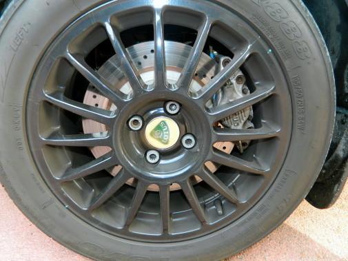 impianto frenante sportivo Ate originale Lotus Elise