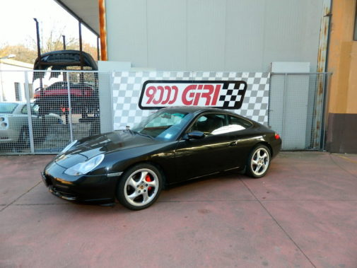 Porsche 996 Carrera 2 by 9000 Giri