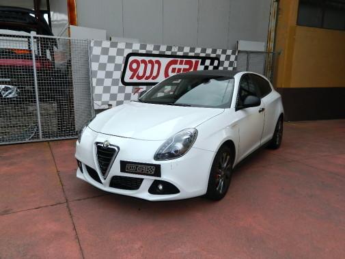 Alfa Romeo Giulietta 2.0 jtdm