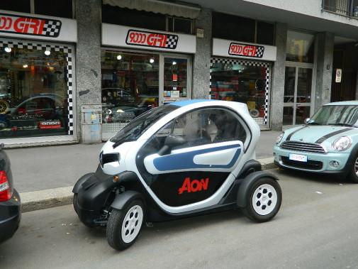 Renault Twizy by 9000 Giri