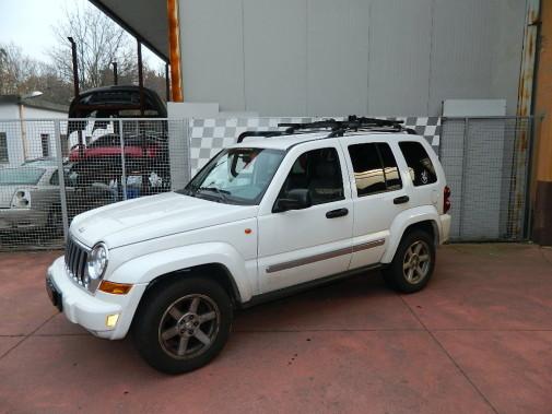 rimappatura centralina jeep Cherokee 2.8 crd