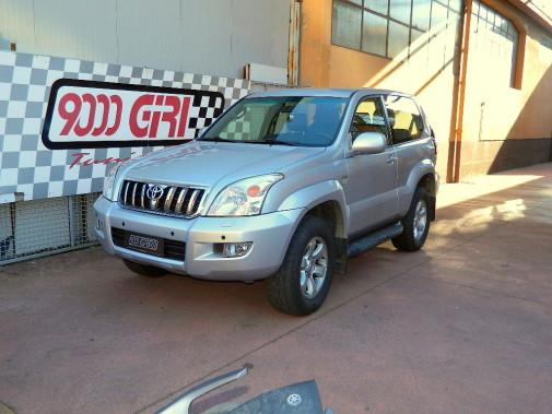 Toyota land Cruise powered bt 9000 Giri