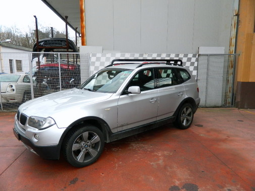 Bmw X3 2.0 tdi powered by 9000 Giri