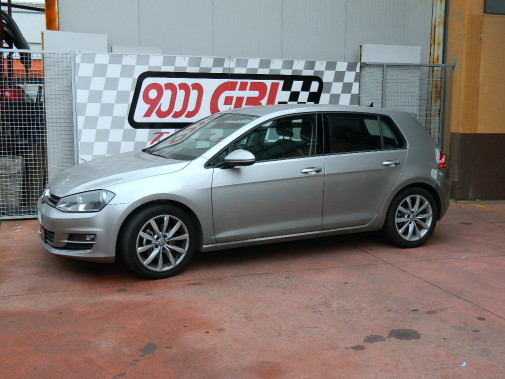 Golf VII 1.4 Tsi powered by 9000 Giri