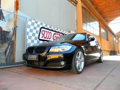 Bmw 318td Touring powered by 9000 Giri