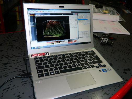 rimappatura centralina elettronica via seriale Alfa Mito 1.4 Tb