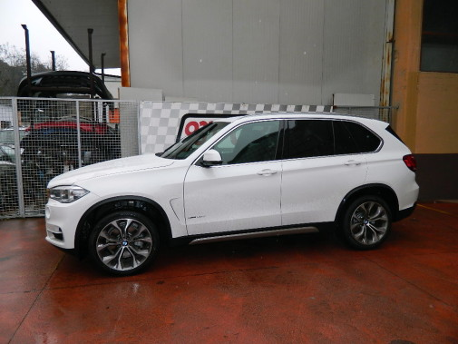 Bmw X5 3.0d Xdrive F15 powered by 9000 Giri