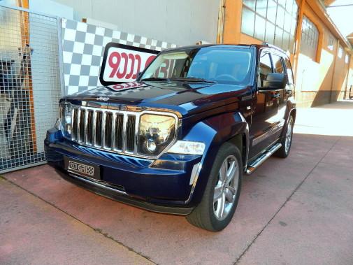 Jeep Cherokee 2.8 crd powered by 9000 Giri