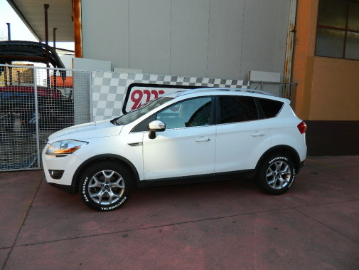 Ford Kuga 2.0 Tdci powered by 9000 Giri